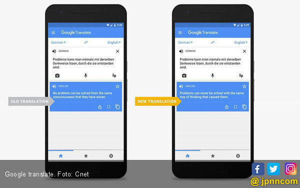 Google Translate Tambahkan 5 Bahasa Baru - JPNN.com