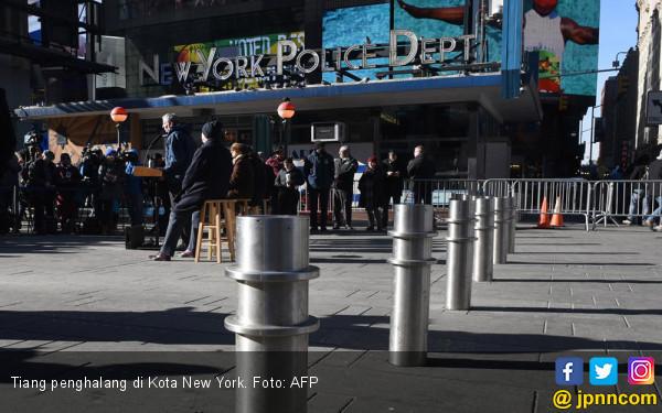 1.500 Tiang Lindungi New York dari Teror - JPNN.COM