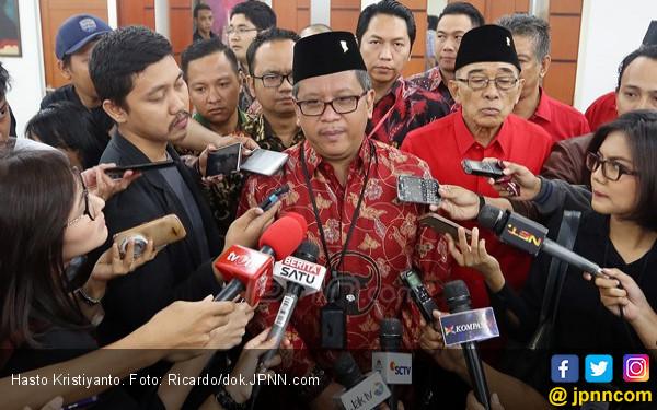Ditanya Peluang Amien Rais jadi Presiden, Hasto Jawab Begini - JPNN.COM