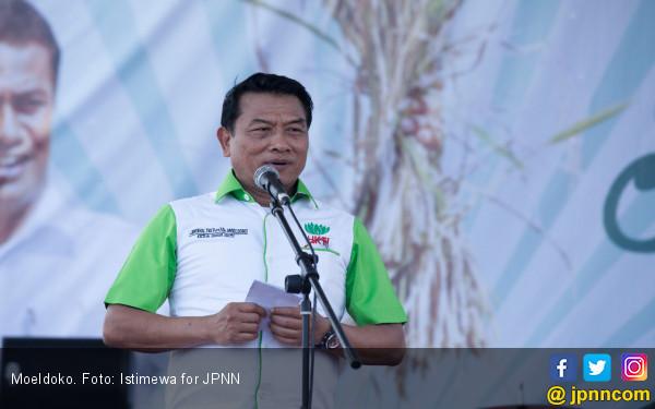 Moeldoko Jamin Iklim Investasi pada Tahun Politik Tetap Baik - JPNN.COM