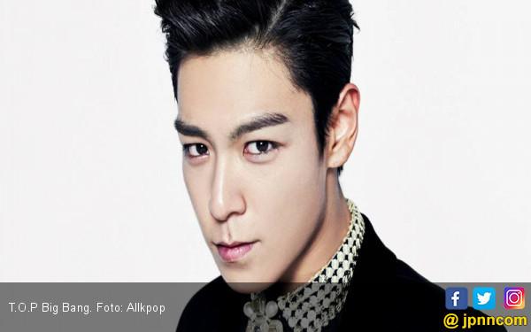 T.O.P Big Bang Lanjutkan Dinas Wamil - JPNN.com