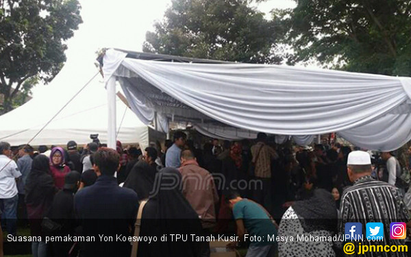 Keburu Dipanggil, Yon Koeswoyo Gagal Manggung di Lombok - JPNN.COM