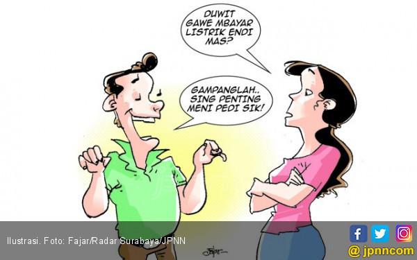 Suami Rajin Perawatan di Salon, Istri Kalah Cantik - JPNN.COM