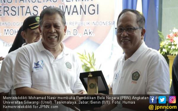Nasir Dorong Seluruh PT Terapkan Pendidikan Bela Negara - JPNN.COM