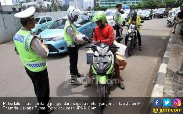 Sepeda Motor Dominasi Jumlah Pelanggar Operasi Zebra - JPNN.COM