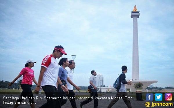 Udara Jakarta Terburuk, Sandiaga Pengin Kendaraan Pakai Gas - JPNN.COM