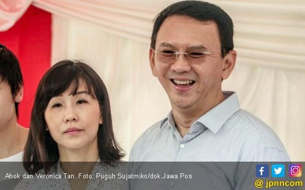 Ini Jadwal Sidang Perdana Perceraian Ahok dan Veronica Tan - JPNN.com