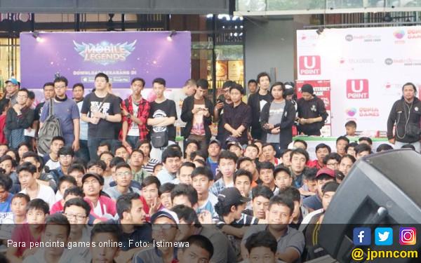 UPoint Permudah Gamers Online untuk Bertransaksi - JPNN.COM