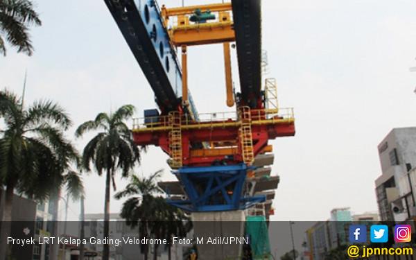 Sugiyanto Minta DPRD Usut Proyek LRT - JPNN.com