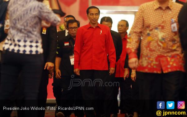 Jokowi ke Maluku, Pelantikan Pimpinan DPR dari PDIP Ditunda - JPNN.COM