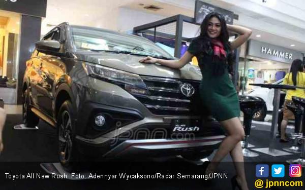 Duo SUV Rush - Terios Percayakan Ban Bridgestone Alenza - JPNN.COM