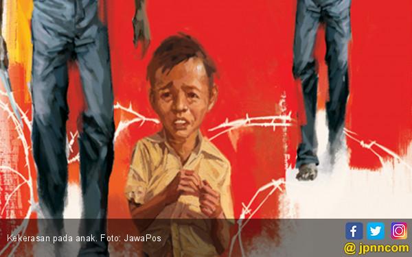 Sri Mulyani Histeris Lihat Suami Bunuh Anak Sendiri - JPNN.COM
