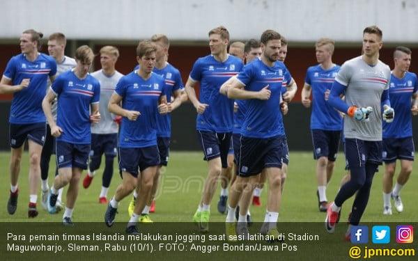Yakin Timnas Indonesia Mampu Mempersulit Islandia - JPNN.COM
