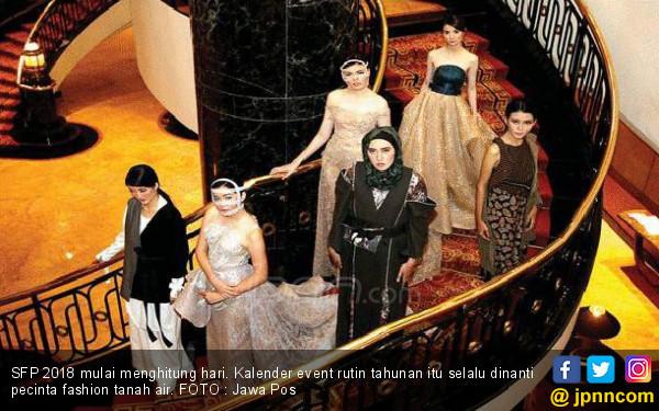 Hitung Mundur Surabaya Fashion Parade 2018 - JPNN.COM