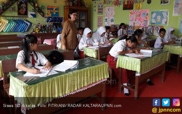 PPDB 2019 Sistem Zonasi, Ribut soal Jarak Rumah ke Sekolah - JPNN.com