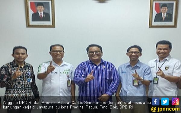 DPD RI: Implementasi BBM Satu Harga Masih Bermasalah - JPNN.COM
