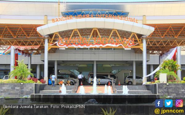 Bandara Juwata Terintegrasi dengan Pelabuhan Speedboat - JPNN.COM