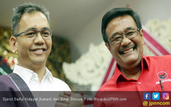Relawan Jokowi Dukung Djarot-Sihar di Pilgub Sumut - JPNN.COM
