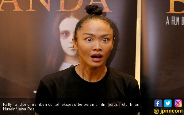 Pengalaman Perdana Kelly Tandiono Menjajal Film Horor - JPNN.COM