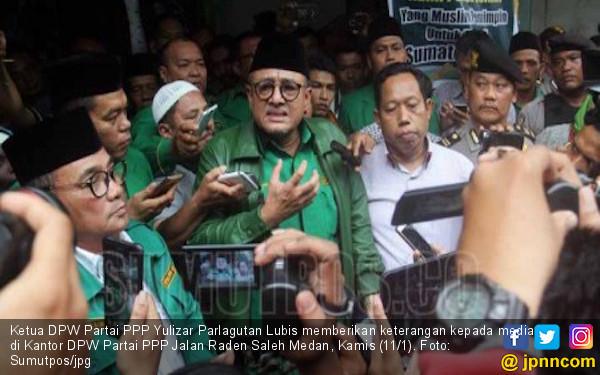 Tolak Pasangan Djarot-Sihar, Kader PPP Siap Dipecat  - JPNN.COM