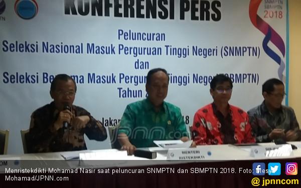 Ini Jadwal Tahapan SNMPTN dan SBMPTN 2018 - JPNN.COM