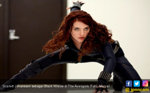 Marvel Segera Realisasikan Film Solo Black Widow - JPNN.com