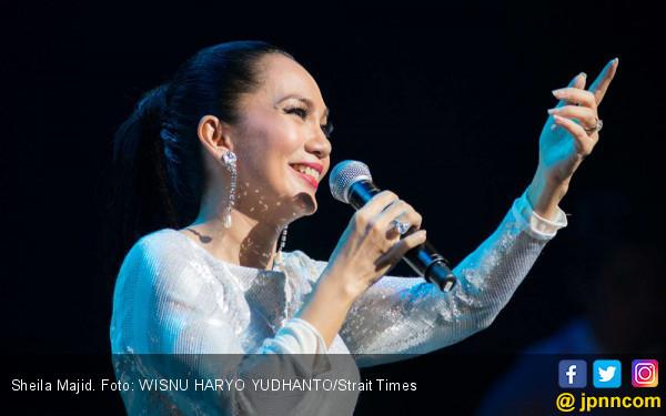 Shelia Majid Tunda Konser, Bagaimana Nasib Pemegang Tiket? - JPNN.COM