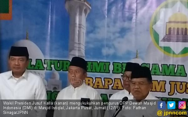 Pak JK Gaet Budi Gunawan Sampai Anies Baswedan - JPNN.COM
