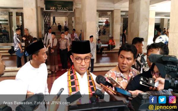 Anies Baswedan jadi Anggota Dewan Pakar Masjid Indonesia - JPNN.COM