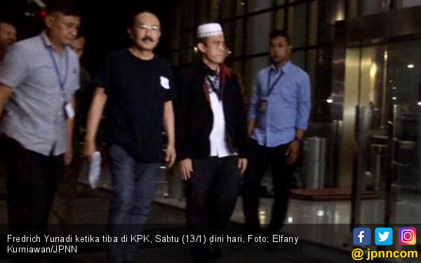 Ditahan KPK, Fredrich Yunadi: Saya Dibumihanguskan - JPNN.COM