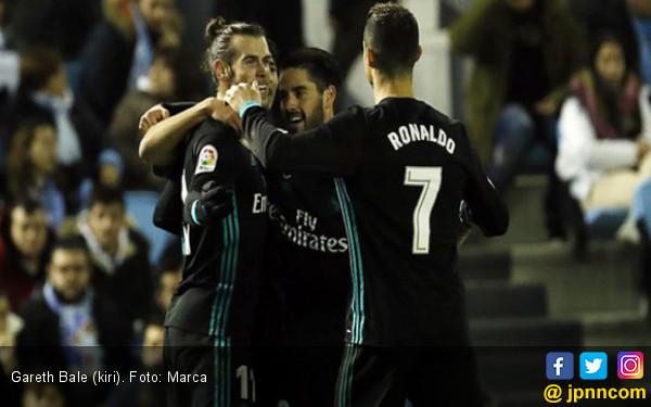 Real Madrid Ingin Ronaldo-Bale Galak saat Jamu Villarreal - JPNN.COM