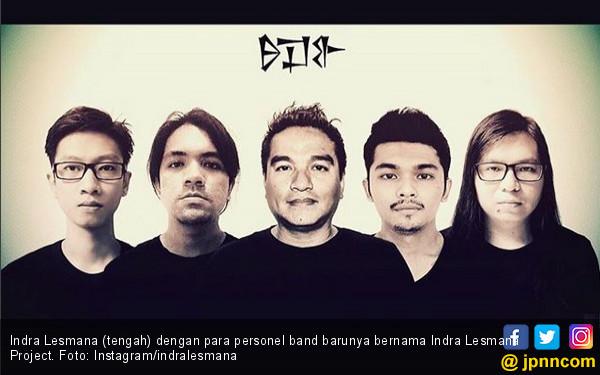 Erupsi Gunung Agung Ilhami Indra Lesmana Besut Band Metal - JPNN.COM