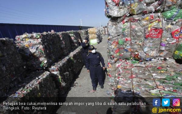 Tiongkok Stop Mengimpor Sampah, Dunia Panik - JPNN.COM