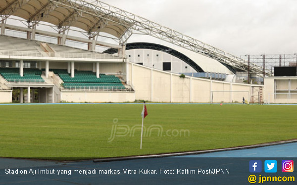 Jadi Host Piala Presiden, Mitra Kukar Tak Patok Target Besar - JPNN.COM