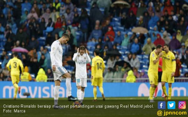 Kacau! Real Madrid Tak Pantas Seperti Ini - JPNN.COM