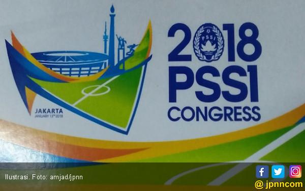 Begini Hasil dalam Kongres Biasa PSSI - JPNN.COM
