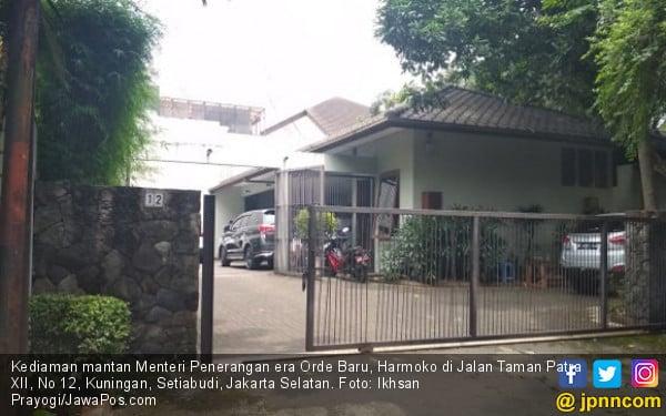 Pak Harmoko Tertimpa Musibah - JPNN.COM