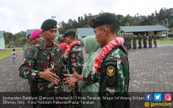 Mayor Inf Anang, Pantang Mandi saat Tugas di Tengah Hutan - JPNN.COM