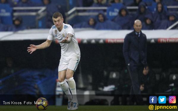 Lupakan Gelar, Real Madrid Fokus Finis 4 Besar La Liga saja - JPNN.COM
