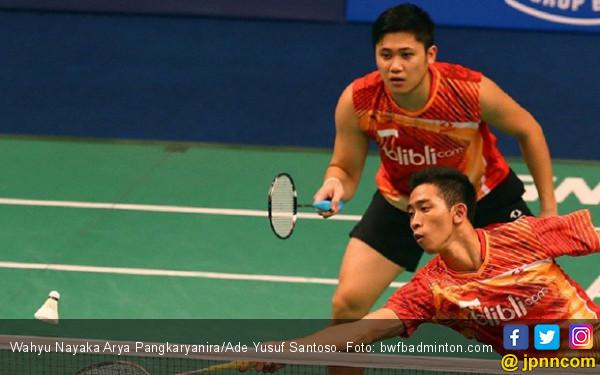 2 Ganda Kandas, Indonesia Cuma 1 Gelar dari Thailand Masters - JPNN.COM