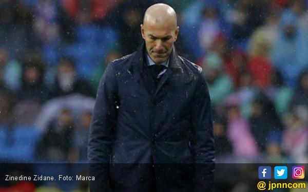Catatan-Catatan Buruk Real Madrid Usai Keok dari Villarreal - JPNN.COM