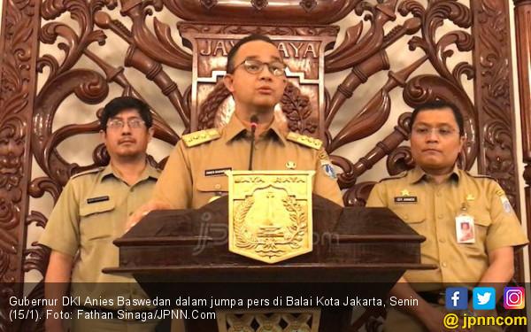 Anies Tunjuk Veteran KPK Pimpin UPT Rumah DP Nol Rupiah - JPNN.COM