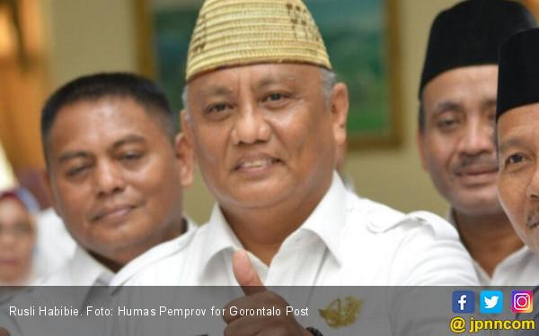 Gubernur Gorontalo Curhat Kepada Jokowi - JPNN.COM