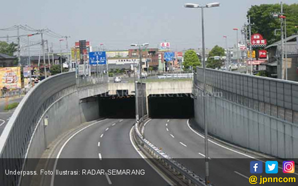 Atasi Kemacetan, Bandarlampung akan Bangun Satu Underpass - JPNN.COM