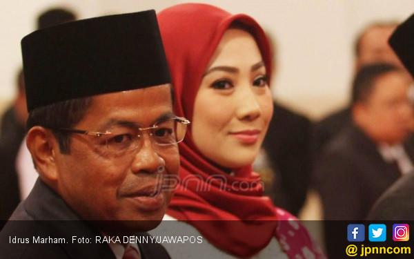 Idrus Marham Mantan Loper Koran, Jual Rumput Pakan Ternak - JPNN.COM