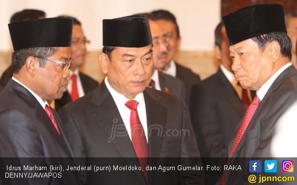 Moeldoko Beber Nasib Semen Rembang - JPNN.COM