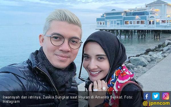 Alasan Mengejutkan Zaskia Sungkar Minta Tinggal di Apartemen kepada Irwansyah - JPNN.com