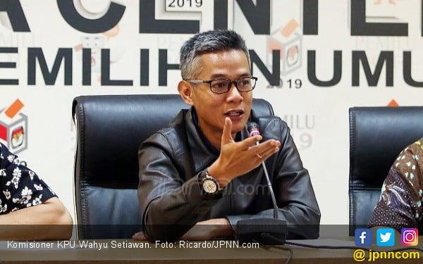 DKPP Sebut Wahyu Setiawan Pengkhianat Demokrasi - JPNN.com