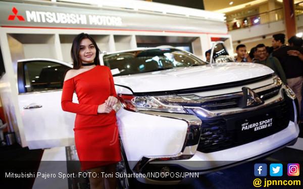 Penjualan Pajero Sport Moncer di Jawa Timur - JPNN.com