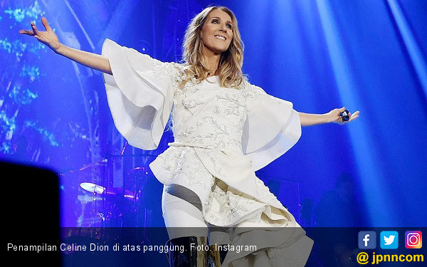 Celine Dion Bawa Juru Masak Pribadi ke Indonesia - JPNN.com